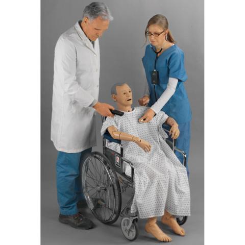 ジェリ老人看護シミュレーターⅣ