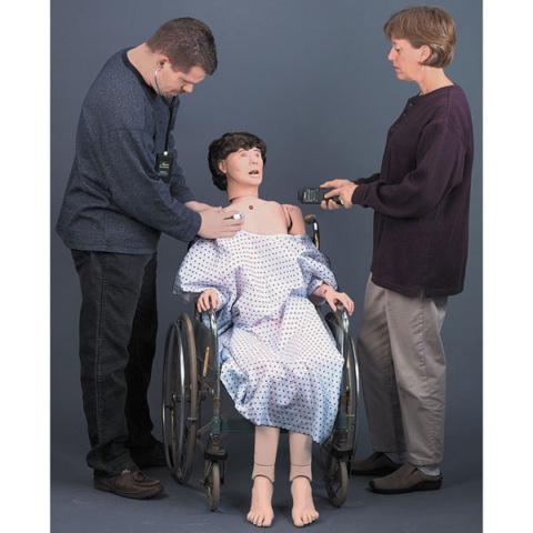 ケリー成人看護シミュレーターⅣ
