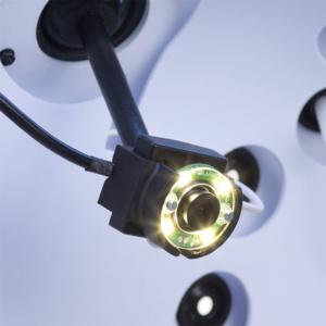 LEDライト付きFull HDカメラ