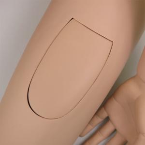 大腿部への注射