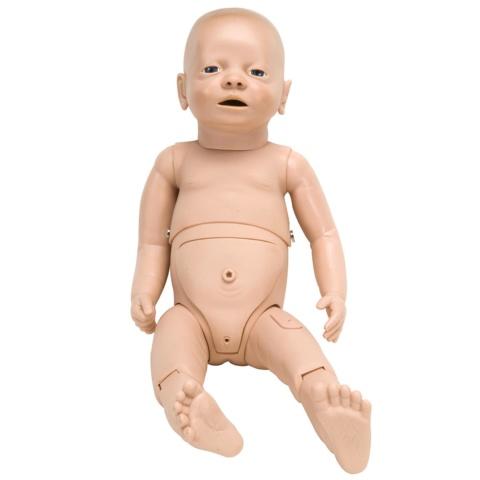 乳児看護トレーニング用モデル,両性型