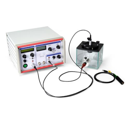 連続超音波発生器