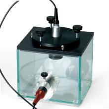 デバイ・シアース効果実験容器