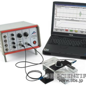超音波変換機の実験