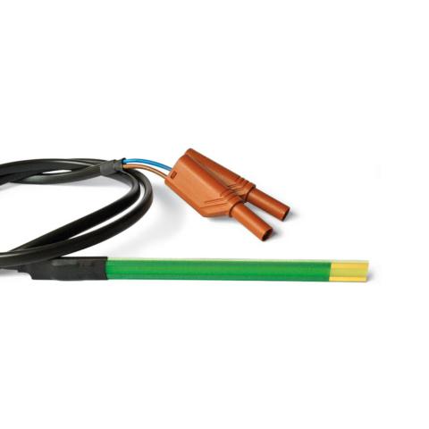 導電性テスター電極