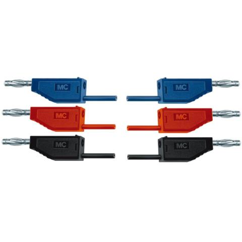 低電圧用リード線・75cm,15本セット