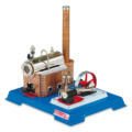 蒸気機関モデル