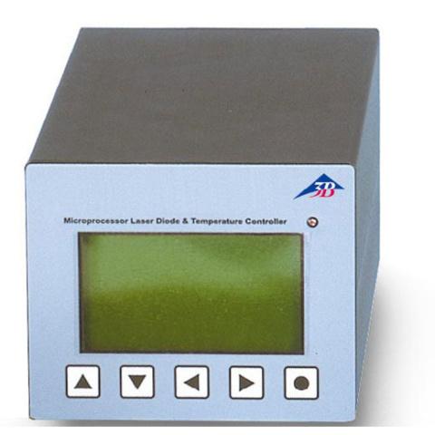レーザーダイオードドライバー・温度コントローラー,2.5A
