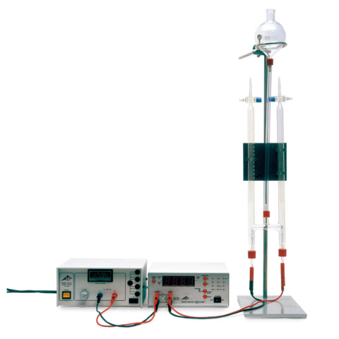 ホフマンの電気分解装置