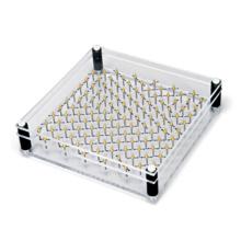 磁場観察器,六角形配置