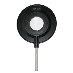 凹レンズ,絞り50mm,焦点距離-200mm