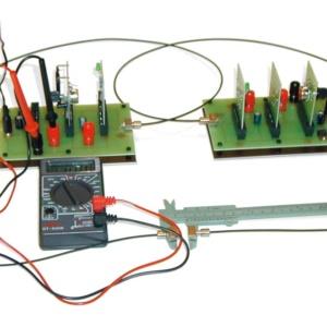 光ファイバーの実験例