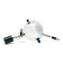 ペリンの陰極線実験管・D型