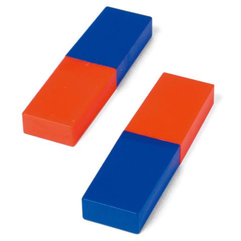棒磁石2本セット・80mm