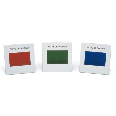 原色カラーフィルター(RGB)