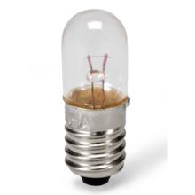 E10電球,1.3V/60mA,10個セット
