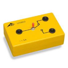 単極双投スイッチ(SPDT)付き3Bボックス