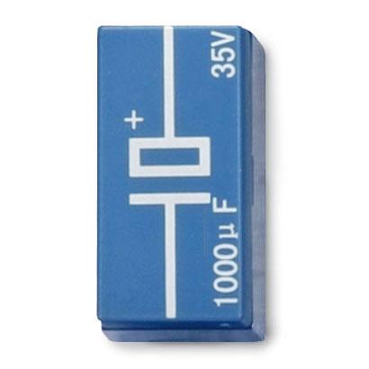 コンデンサー・1000 µF/35V