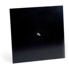 クラードニ図形振動板,四角形
