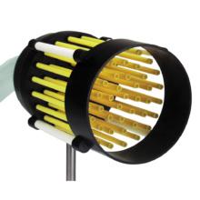 ジェットノズル型気流実験器(層流発生器)