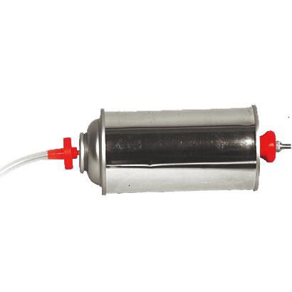 空気の重量測定用圧力容器