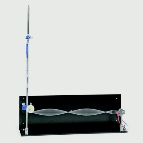 横波の実験・観察装置