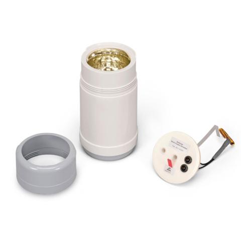 加熱コイル付き熱量計・1200 ml