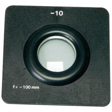 凹レンズ,-100mm・K型