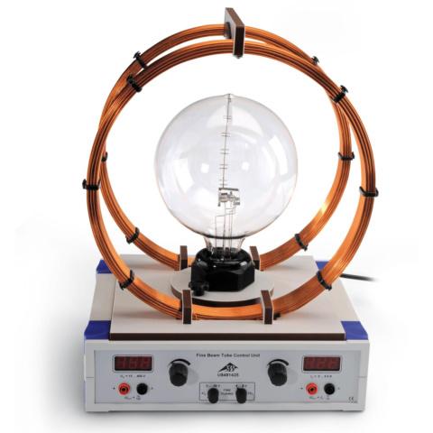 電子の比電荷(e/m)実験コントロールユニット