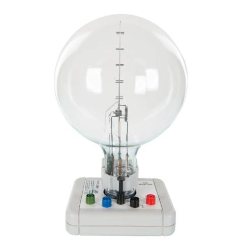 電子の比電荷(e/m)実験装置