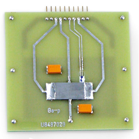 PドープGe搭載プリント回路基板