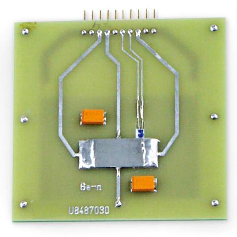 NドープGe搭載プリント回路基板