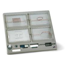 磁界観察器セット