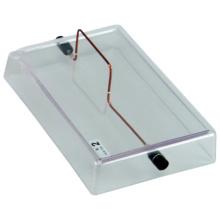 電流磁界観察器・直線導線