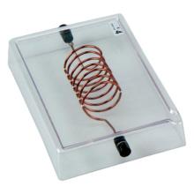 電流磁界観察器・コイル導線