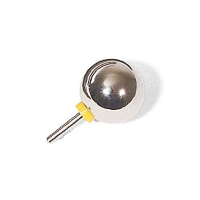 プラグ付き金属球・85mm