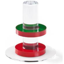 磁石の反発実験器
