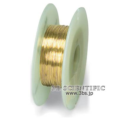 真鍮抵抗ワイヤ・0.3mm/50m