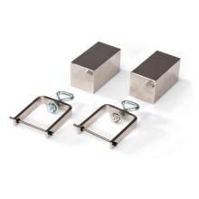 ホール効果実験用磁極片セット