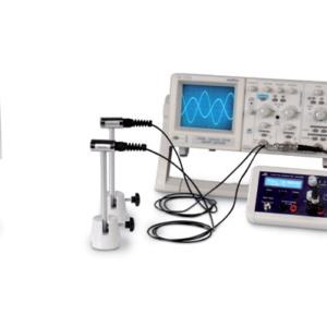 超音波実験での使用例
