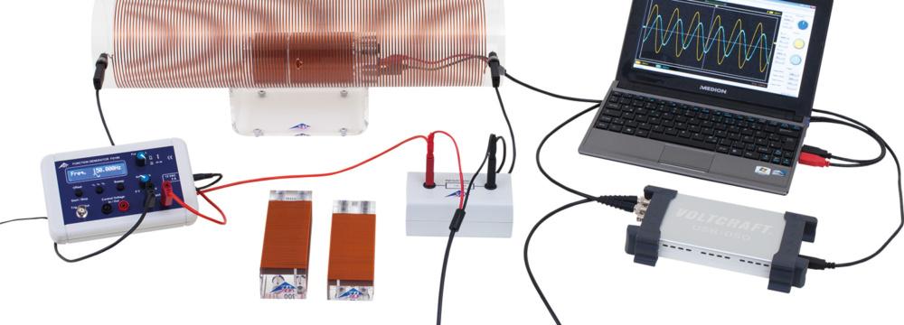 変動磁場による電磁誘導