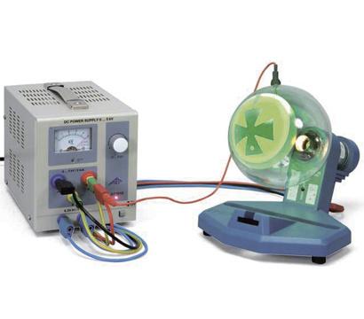 電子線と磁場の相互作用