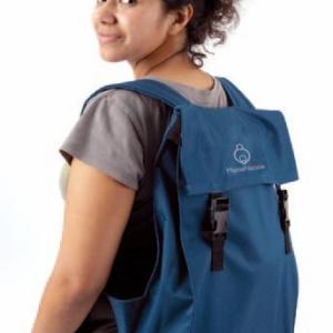 バッグに収納(色・デザインは異なることがあります)