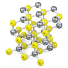 硫化亜鉛分子模型組立キット