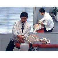 中川貴雄D.C.による仰臥位頚椎テクニック