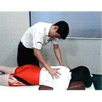 傷害別マッサージによる治療とコンディショニング