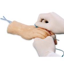 手背静脈穿刺トレーニングハンド