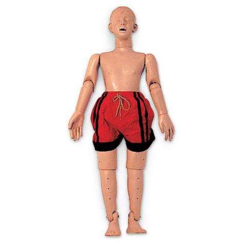 小児水難救助マネキン(CPR無し)