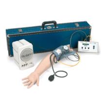 外部スピーカー付き血圧測定トレーニングアーム