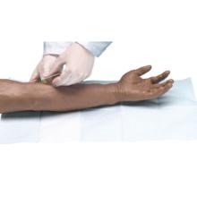 静脈注射トレーニングアーム,アフリカ人系仕様